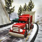 盛大雪卡车模拟 货运卡车司机 3D 1