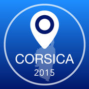 科西嘉岛离线地图+城市指南导航,景点和运输 2.5