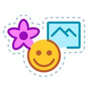 照片剪贴簿 - 拼贴组合器框架,图像和字幕编辑器的 1.41.0