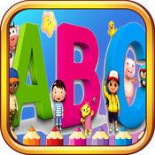 ABC动物图画书 -...
