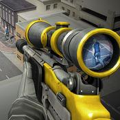 布拉沃 狙击兵 射击 : 目标 凶手 任务 游戏 1