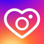 Instaheart-いいね!がもらえるインスタ用写真撮影/写真作成 カメラ for Instagram(インスタグラム)