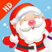 2-5岁儿童关于圣诞节:幼儿园,学前班或幼儿园与圣诞老人,驯鹿鲁道夫,礼品,以及大量的雪拼图和游戏的游戏。无偿的,新的学习乐趣!!