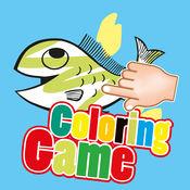 鱼王国图画书为孩子们免费游戏