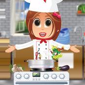 厨师的孩子疯狂的厨房