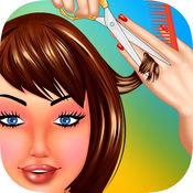 美发师 游戏的女孩 女孩 美发师的女人 沙龙