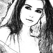 最好铅笔素描移动应用肖像和画画照片滤镜