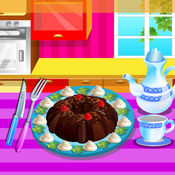 巧克力蛋糕烹饪