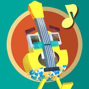 怪物和弦:吉他和乌克丽丽的好玩学习游戏