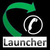 简单 电话 Launcher (launch FaceTime,iMessage,etc.) 2.0