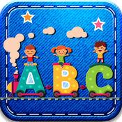 Abc跟踪字母表寫作工作表練習 1.0.1