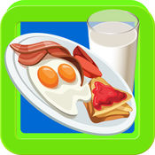 早餐机 - 使食物在这个疯狂的烹饪比赛为小孩 2