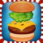 圣诞 汉堡包 制作者 烹饪 游戏 对于 孩子 1
