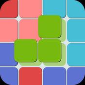 颜色块链接 - 排序拼图同一行 1.0.14