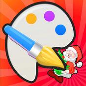 圣诞儿童图画书蜡笔小新免费 1.0.0