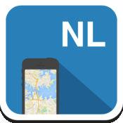 荷兰阿姆斯特丹 离线地图,指南,天气,酒店。免费导航。GPS 1