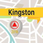 金斯敦 离线地图导航和指南