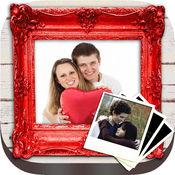 爱相框 — — 照片拼贴和图片编辑器