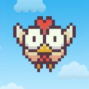 小鸡也能飞