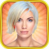 金发碧眼的发型-为您提供一个全新的面貌没有Photoshop的