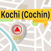Kochi (Cochin) 离线地图导航和指南 1