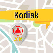 科迪亚克 离线地图导航和指南