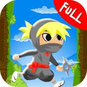 跳跃忍者:跑步与跳跃忍者英雄游戏FULL / Jump Ninjas: Runn