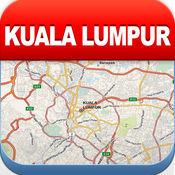吉隆坡离线地图 - 城市 地铁 机场 4.3