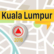吉隆坡 离线地图导航和指南 1