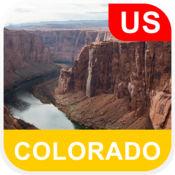 美国科罗拉多州 离线地图 - PLACE STARS v1.1