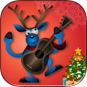 iPhone版免费下载圣诞铃声和声音-设置最好的mp3旋律作为您