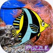 免费拼图游戏 鱼益智遊戲 拼图鱼 孩子 1.1.3
