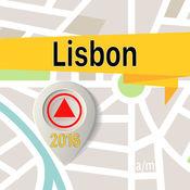 里斯本區 离线地图导航和指南 1