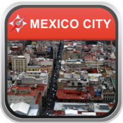 离线地图 墨西哥城,墨西哥 1.12