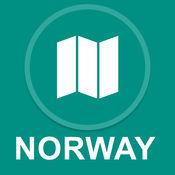 挪威 : 离线GPS导航