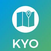 京都市地图