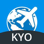 京都旅游指南与离线地图