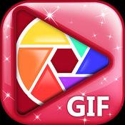 制作GIF图片来自 - 图片到视频转换器的Gif