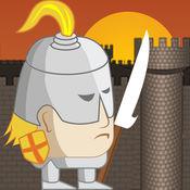 大炮骑士愤怒 - 枪射击