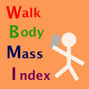 Walk Body Mass Index 〜歩くBMI計算機〜