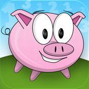 动物计数的儿童游戏 1.1.2