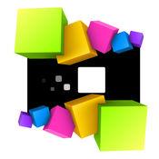 跳跃立方体 - 无限跑酷之重力转换