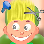 儿童游戏/剪发(黄色) 1