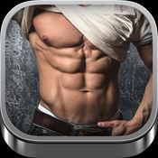 SixPack六块腹肌贴纸 – 健身照片编辑器完美的身体健身