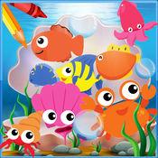 Underwater Paint Game - 深海 画画涂色 对于 孩子們 1.0.