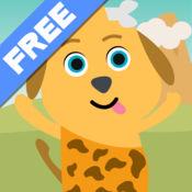 免费的快乐的 Jogi 时间旅行 ! - 好玩的过去和现在,有很多游戏给孩子