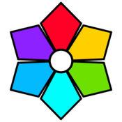 免費填色遊戲 - 成人涂色簿 - 图画书成人 压力缓解