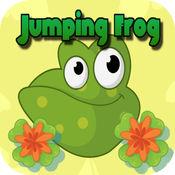 跳跳蛙 游戏 - ...