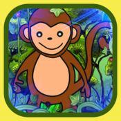 跳猴,树登山 1