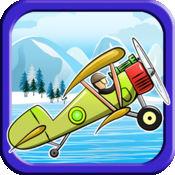 Jumping Planes - 蹦蹦植物:和飓风赛跑 - 免费版本